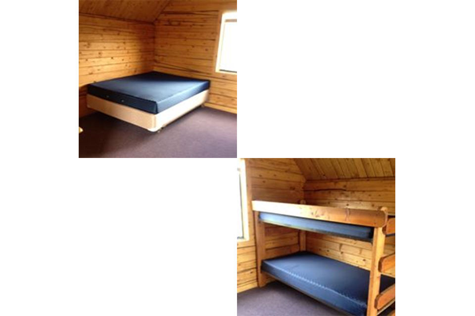 Cabin Features